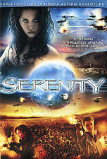 Serenity (DVD Widescreen) BRAND NEW FACTORY SEALED