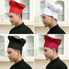 1Pcs Trendy Chef Cooking Works Hat Cook Food Prep Restaurant Home Kitchen Gift