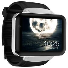 DOMINO 2.2 inch Android 4.4 3G Smartwatch Phone MTK6572 Dual Core 1.2GHz 4G ROM