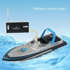 Portable Micro Radio RC Control Super High Speed Electric Racing Boat Toys VE