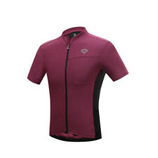 Santic Men Outdoor Cycling Short Sleeve Mountain Road Bike Bicycle Jersey DS