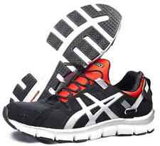 ASICS H300L.9091 GEL SYNTHESIS Mn's (M) Blk/Wht/Red Synthetic Athletic Shoes
