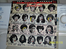 "VINTAGE 1978 Rolling Stones ""SOME GIRLS"" R.S.R. #32108 1st release. NM+"