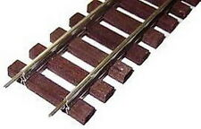 "Gargraves 401SW-6 S Gauge Tinplate 6.2"" Wood Tie Sectional Track"