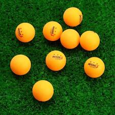 DURABLE ADVANCED TRAINING PING PONG BALLS 50PCS 3-STAR 40MM TABLE TENNIS B6E4