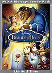 Beauty and the Beast (Blu-ray/DVD, 2010, 3-Disc Set, Diamond Edition)