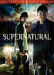 Supernatural: The Complete First Season (DVD, 2006, 6-Disc Set)