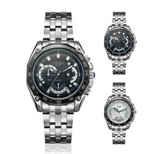 LONGBO Ladys  Womens Girls Steel Display Analog Quartz Watch WristWatch Gifts