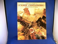 CANDY CONTAINERS COLLECTORS GUIDE IDENTIFICATION & VALUES DPP NUMBERS