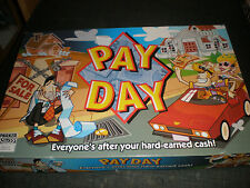 Payday Board Game - COMPLETE