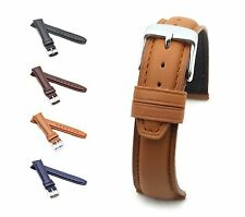 BOB Classic Calf Leather Watch Band/Strap for IWC, 18-19 mm, 4 colors, new!