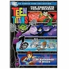 Teen Titans - The Complete Third Season (DVD, 2007, 2-Disc Set)