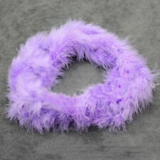 2M Fluffy Feather Boa Flower Craft For Party Wedding Dress Up Costume Decor New