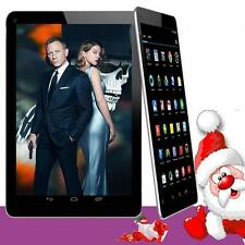 "7"" Android 4.4 Quad Core Dual Camera 4GB Tablet PC WiFi EU Purple Touch Screen"