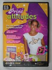 Print Attitudes - PC Software