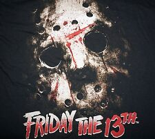 Friday The 13th Jason Halloween Monster Horror Book Movie T Shirt Mens S-XXL New