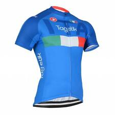 Cycling Road Bike Bicycle Team Clothing Jersey Shirts Tops Riding Sport Wear 95