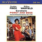 Gershwin: Porgy and Bess - Leontyne Price, Warfield, Bubbles (CD, RCA)