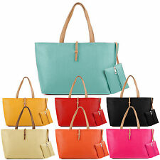 Fashion Handbag Girls Shoulder Bag Tote Purse Leather Women Hobo Messenger Bags