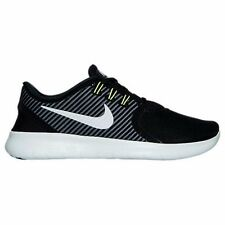 Women's Nike Free Run Commuter Running Shoes Black Many Sizes #W018