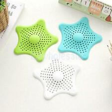 Silicone Bath Kitchen Waste Sink Strainer Filter Net Hair Drain Catcher Stopper