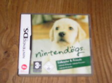 NINTENDOGS LABRADOR & FRIENDS NINTENDO DS GAME   3+