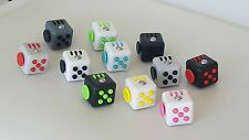 UK Fidget Cube Vinyl Desk Toy Children Desk Toy Adults Stress Relief Cubes ADHD