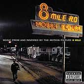 8 MILE BY EMINEM (RARE CD, 2002)