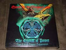 Quest for the DragonLord - Fantasy Adventure - The Crystal of Power (SEALED)