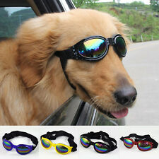 Anti-wind Glasses Eye Wear Protection Goggles UV Sunglasses Cool Pet Dog Fashion