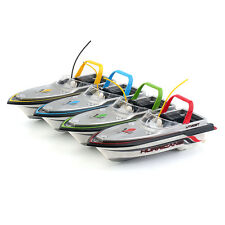 Portable Micro Radio RC Control Super High Speed Electric Racing Boat Toys V3