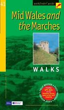 Pathfinder Mid Wales & the Marches: Walks (Pathfinder Guide) By Crimson Publish
