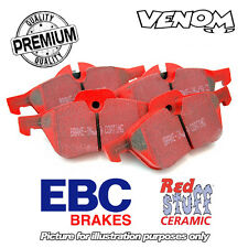 EBC Redstuff Rear Brake Pads Mercedes CLK (C209) CLK320 D (3.0TD) 05-10 DP31441C