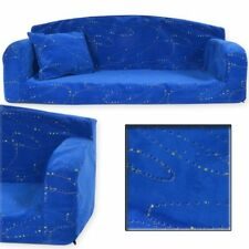 Heavy Duty Blue Soft Sofa. Pet Bed, 3 Sizes, Good Quality, Strong Dog Bed