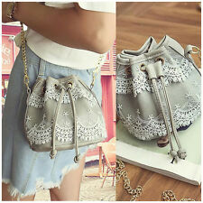 Lace Women Handbag Shoulder Bags Tote Purse Messenger Satchel Bag Cross Body Bag