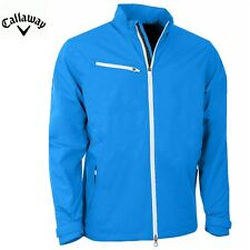 Callaway Tour Golf Mens Long Sleeve Wind Jacket Shirt Top water & Wind Resistant