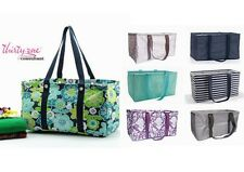 Thirty One Large Utility Tote Laundry Storage Shopping Bag Thirty-One 31 Gifts