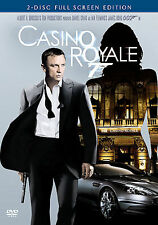 Casino Royale (DVD, 2007, 2-Disc Set, Full Frame)