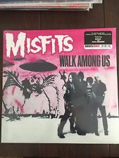 "Misfits Walk Among Us 12"" Vinyl LP Rhino New Punk"
