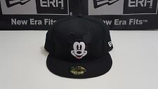 Disney Mickey Smile Scarlet New Era Cap BlackNEW RARE
