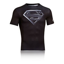 Under Armour Alter Ego Mens Black Compression Short Sleeve Sports T Shirt Tee