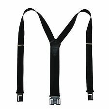 New Perry Suspenders Men's Elastic Hook End Striped Dress Suspender (Reg & Tall)