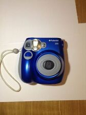 Poloroid 300 Instant Camera Blue - USED