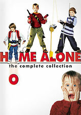 Home Alone - Complete DVD Collection Brand New 4-Disc Set - ALL 4 MOVIES