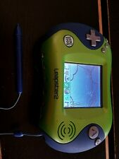 LeapFrog Leapster 2 Learning Game System Green Working Stylus