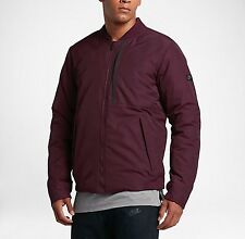 Nike Sportswear Modern Men's Reversible Bomber Down Fill Jacket 806831 681