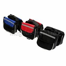 Mountain Cycling MTB Bike Bicycle Frame Front Tube Pannier Saddle Bag Tube Pouch