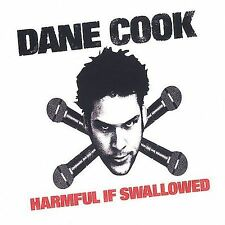 Harmful If Swallowed [PA] by Dane Cook (CD, Jul-2003, Comedy Central Records)