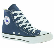NEW Converse Chucks All Star Hi Shoes Trainers Blue M9622 Leisure