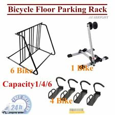 L-Type Single Bike Bicycle Floor Parking Rack Storage Stand Holder New SY